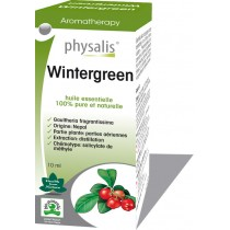 Oli Essencial Wintergreen