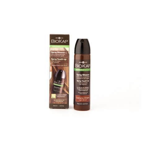 Spray Cubrecanas dark Brown