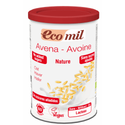 Drink of Oatmeal Powder 400 G EcoMil