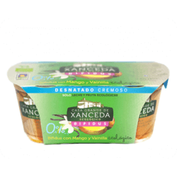 Yogurt Bio Scrematura Bifidus Eco-Friendly Mango/Vaniglia