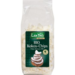 Chips de coco natural