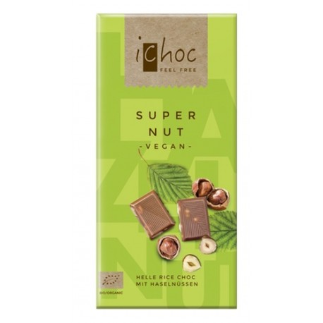 Chocolate super nut vegan