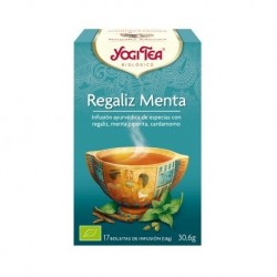 Yogi Tea Regaliz Y Menta