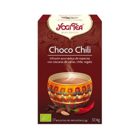 Yogi Tea Chocolate Y Chili