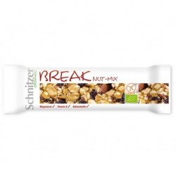 Barrita Break Nut-Mix S/G