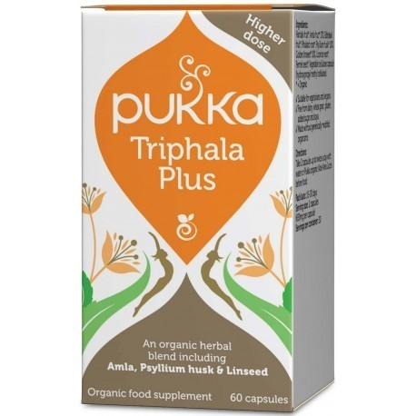 Triphala Plus 60 Cap