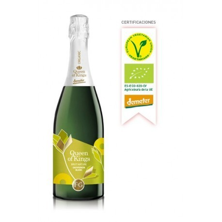 Vino Espumoso Queen Of Kings Brut Nature