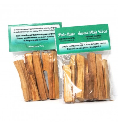 Palo santo (incienso natural)