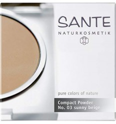 Sante Compacto Powder No.03 soleado Beige