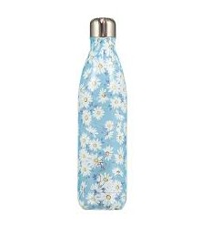 BOTELLA TERMO CHILLY´S FLORES