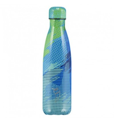 BOTELLA CHILLY'S ACERO INOXIDABLE ABSTRACTA N5
