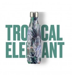 Botella Chilly's TROPICAL ELEFANTE