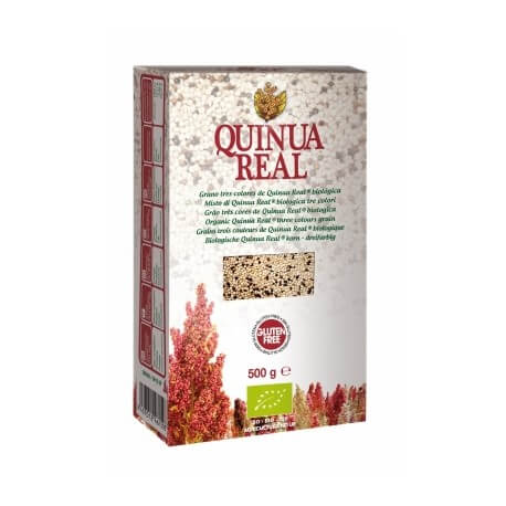 Le Quinoa 3 couleurs Quinoa Real