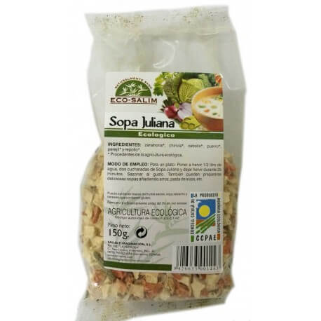 Sopa Juliana Eco-salim