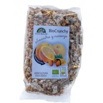 Bio crunchy almond and orange