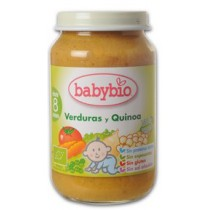 potito vegetables and quinoa babybio