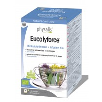 Eucaliforce infusión bio