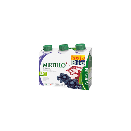 Suco Premium Mirtilo (uva-do-Monte azul)