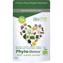 Phyto detox Raw Powder