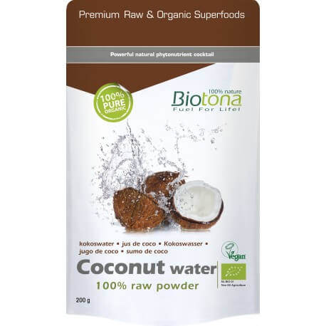 Coconut Water Raw Powder