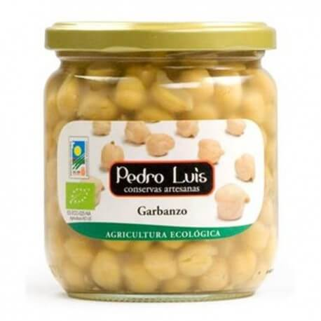 Garbanzo Ecológico Al Natural