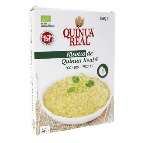 Risotto de Quinua Real
