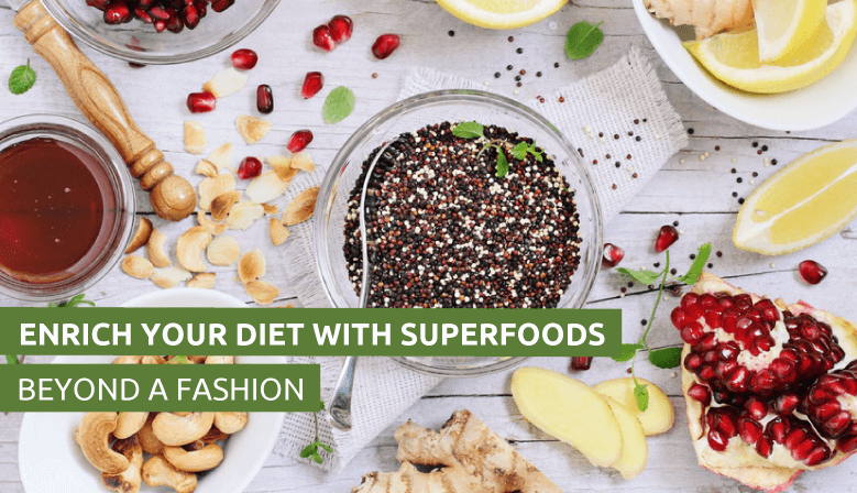 Slide Superfoods
